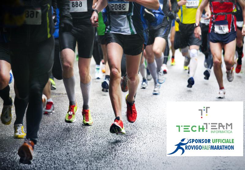 Mezza Maratona di Rovigo TECH.TEAM Sponsor